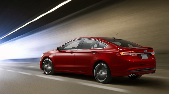 Have It Your Way With The 2017 Ford Fusion Las Vegas Review Journal