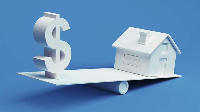 THINKSTOCK Home sellers are affected by the type of mortgage their buyers choose.