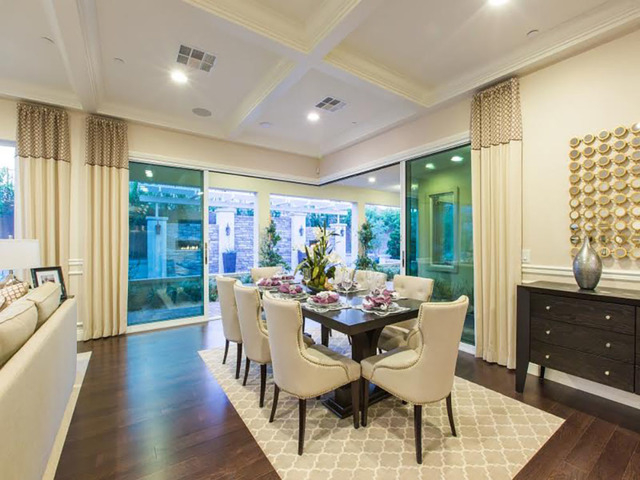 COURTESY OF TOUCHSTONE Touchstone Living Incorporates Courtyards And Patios  Into All Of Its Homes As Well