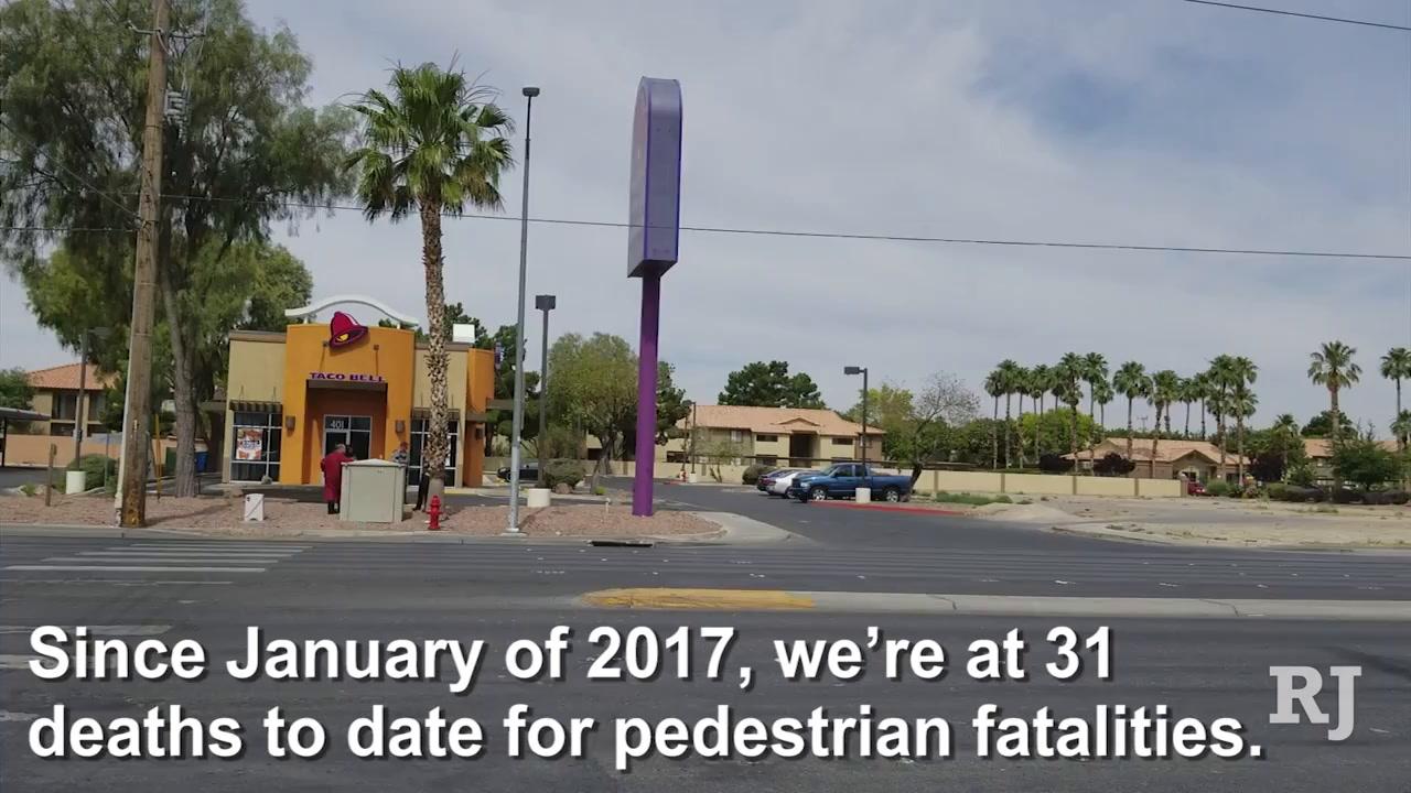 Motorists graded on safety — VIDEO – Las Vegas Review-Journal