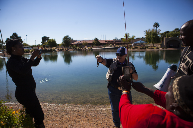 (Miranda Alam/Las Vegas Review-Journal Follow @miranda_alam)
