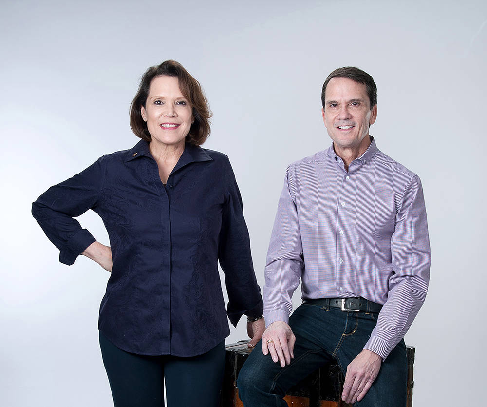 Robin Smith and Robert Smith of the Smith Team at Keller Williams Realty Las Vegas head the Nevada Builder Trade In Program, which assists homeowners in selling their current homes while purchasin ...