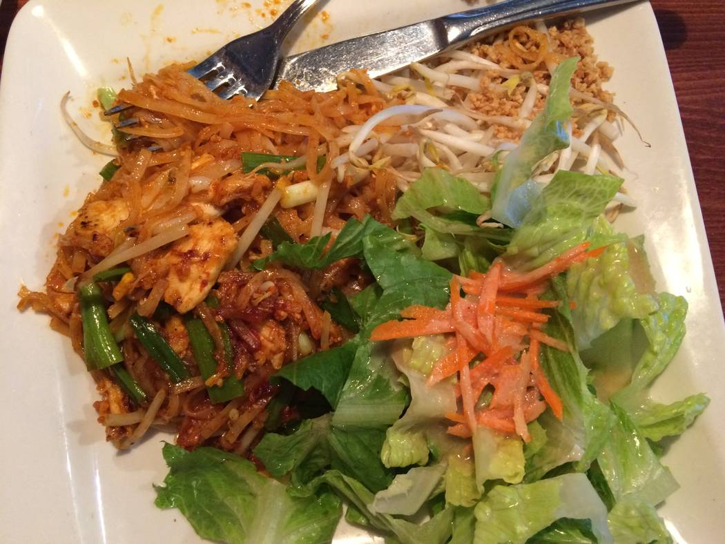 Best Thai Food Summerlin