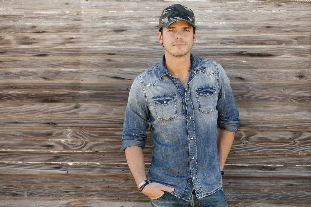 Enjoy music by headliner Granger Smith at the free Country in the Park event on May 13 at Exploration Park in Mountain's Edge.