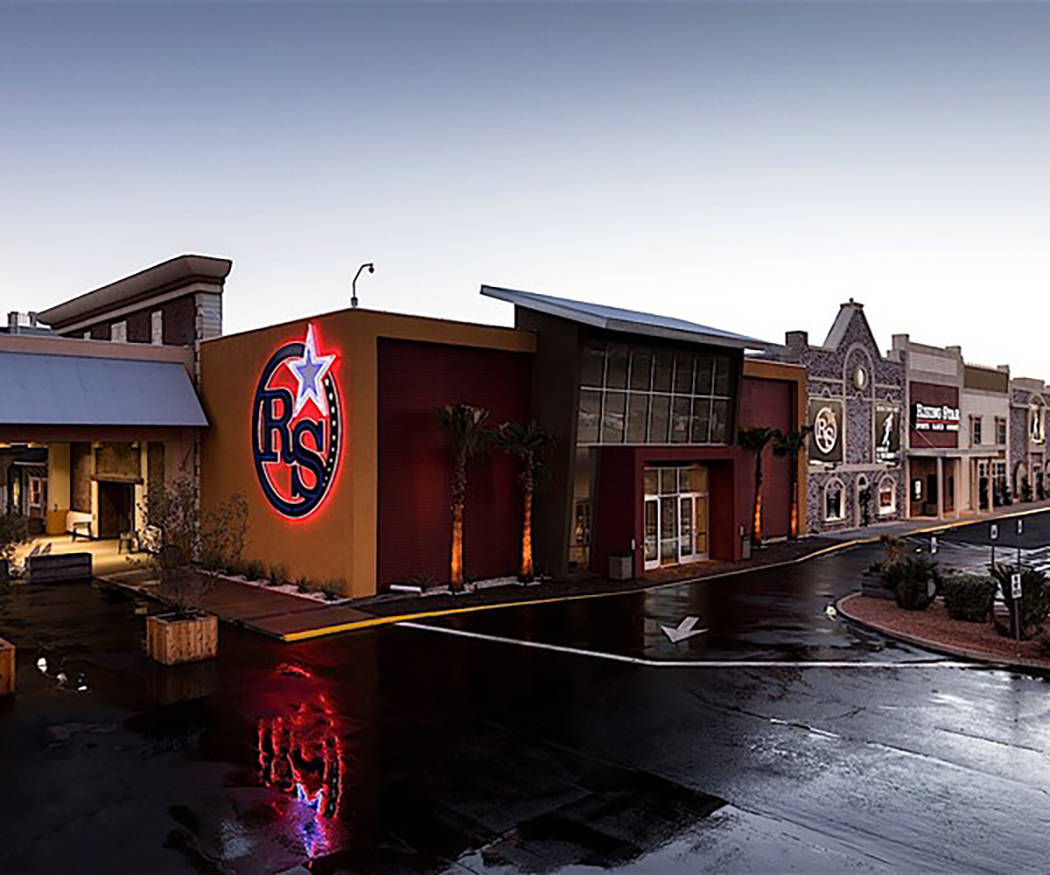 The Rising Star Sports Ranch Resort in Mesquite, Nevada. (Courtesy)