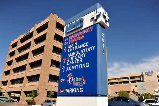 University Medical Center (Las Vegas Review-Journal)