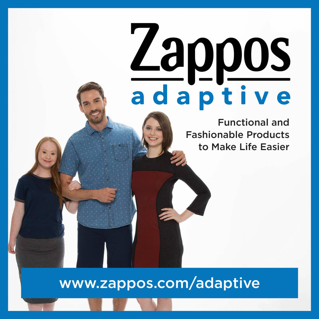 There's a Zappos-exclusive line of sensory-friendly clothing from 4Ward and items from Independence Day Clothing, two adaptive clothing brands. Zappos Adaptive also lists items from mainstream b ...