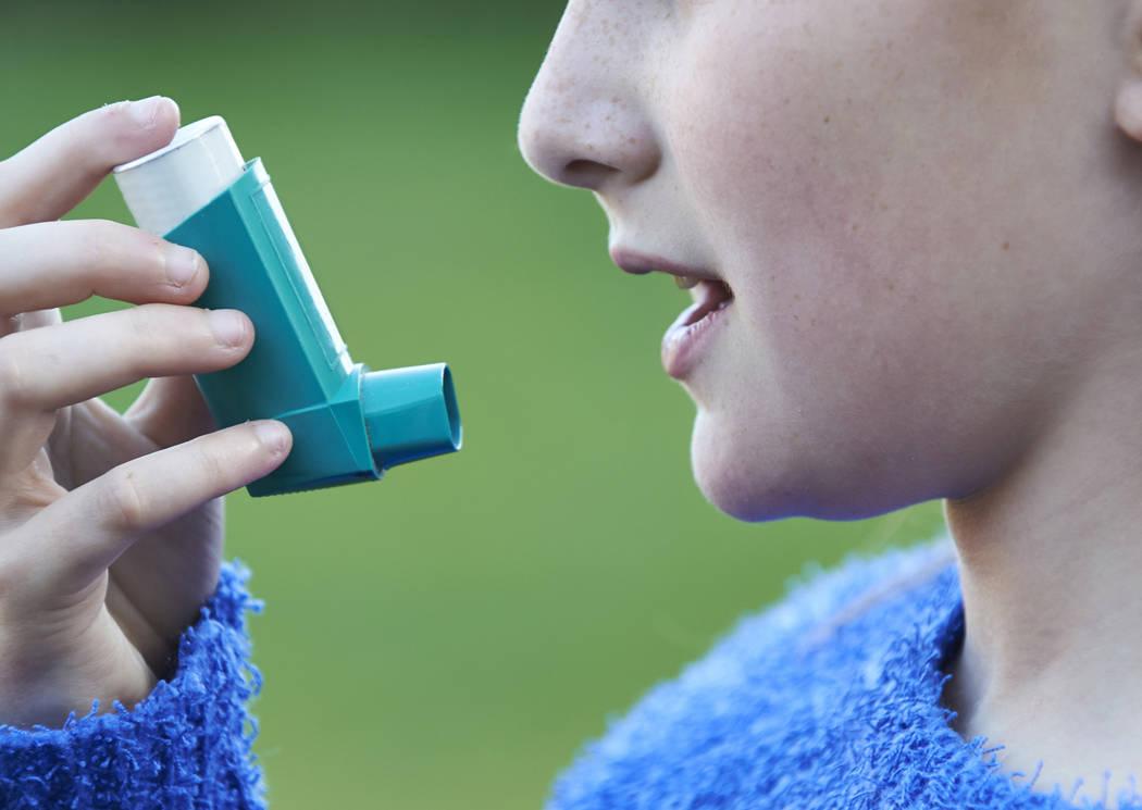 Inhaler (Thinkstock)