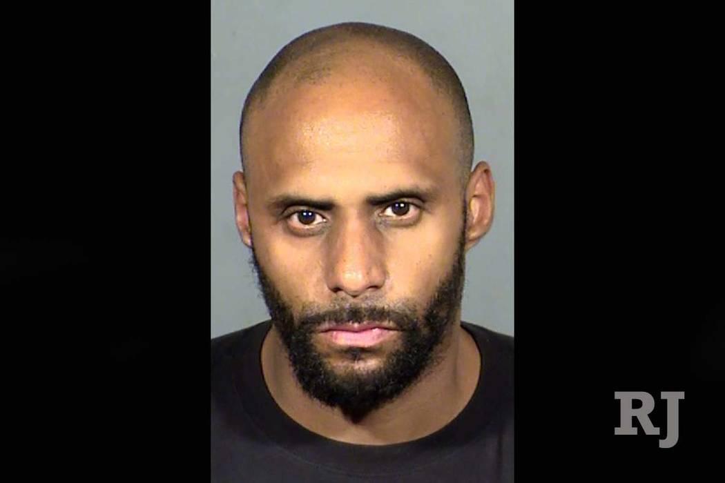 Bobby Brown. (Las Vegas Metropolitan Police Department)