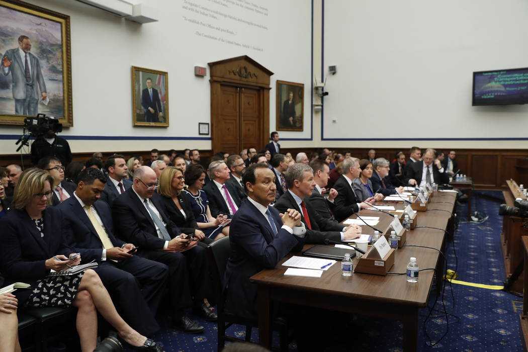 Following Incidents, Airline Officials Grilled About Customer Service at House Hearing