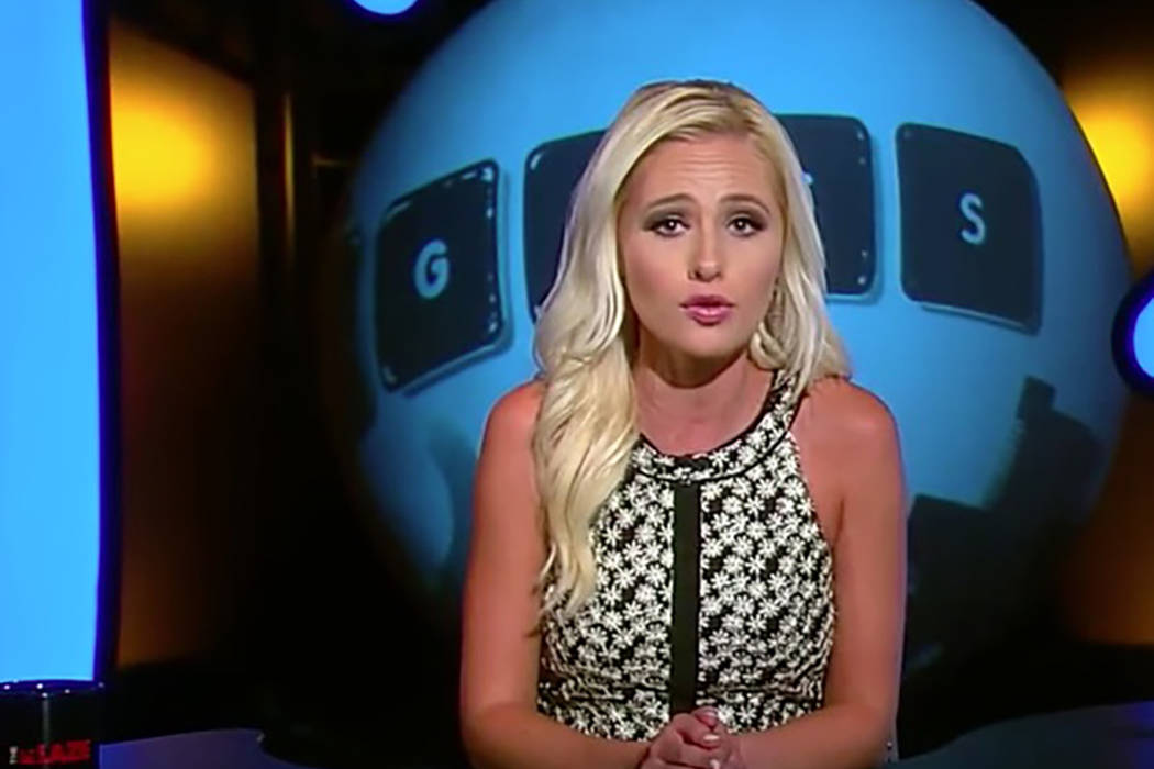 Under the settlement Lahren will be freed from her contract and will have control over her Facebook page.(YouTube)