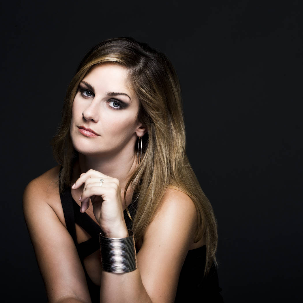 "Singer Lindsey Webster, who kicks off the 2017 Jazz in the Park series Saturday, scored the first smooth jazz vocal No. 1 since Sade with 2016's ""Fool Me Once."" Chapman & Co. Management Inc."
