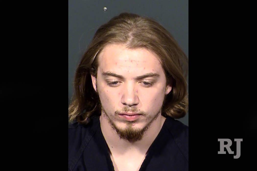 Nathan Ivey. (Las Vegas Metropolitan Police Department)
