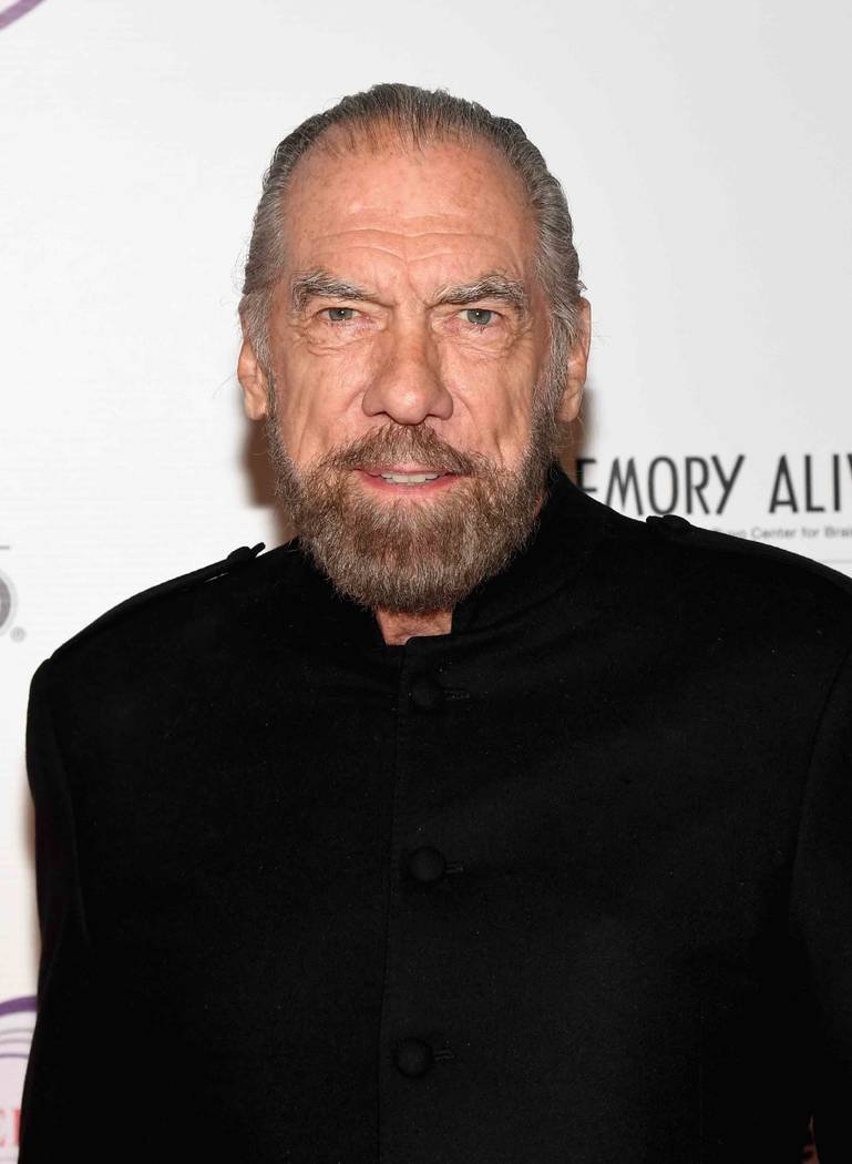 "John Paul DeJoria arrives at the Keep Memory Alive ""Power of Love Gala"" at MGM Grand Garden Arena on Thursday, April 27, 2017, in Las Vegas. (Ethan Miller/Getty Images for Keep Memory Alive)"