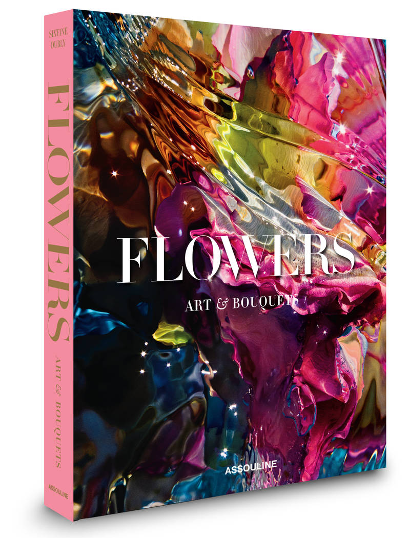 Flowers: Art and Bouquets. Image: Assouline.