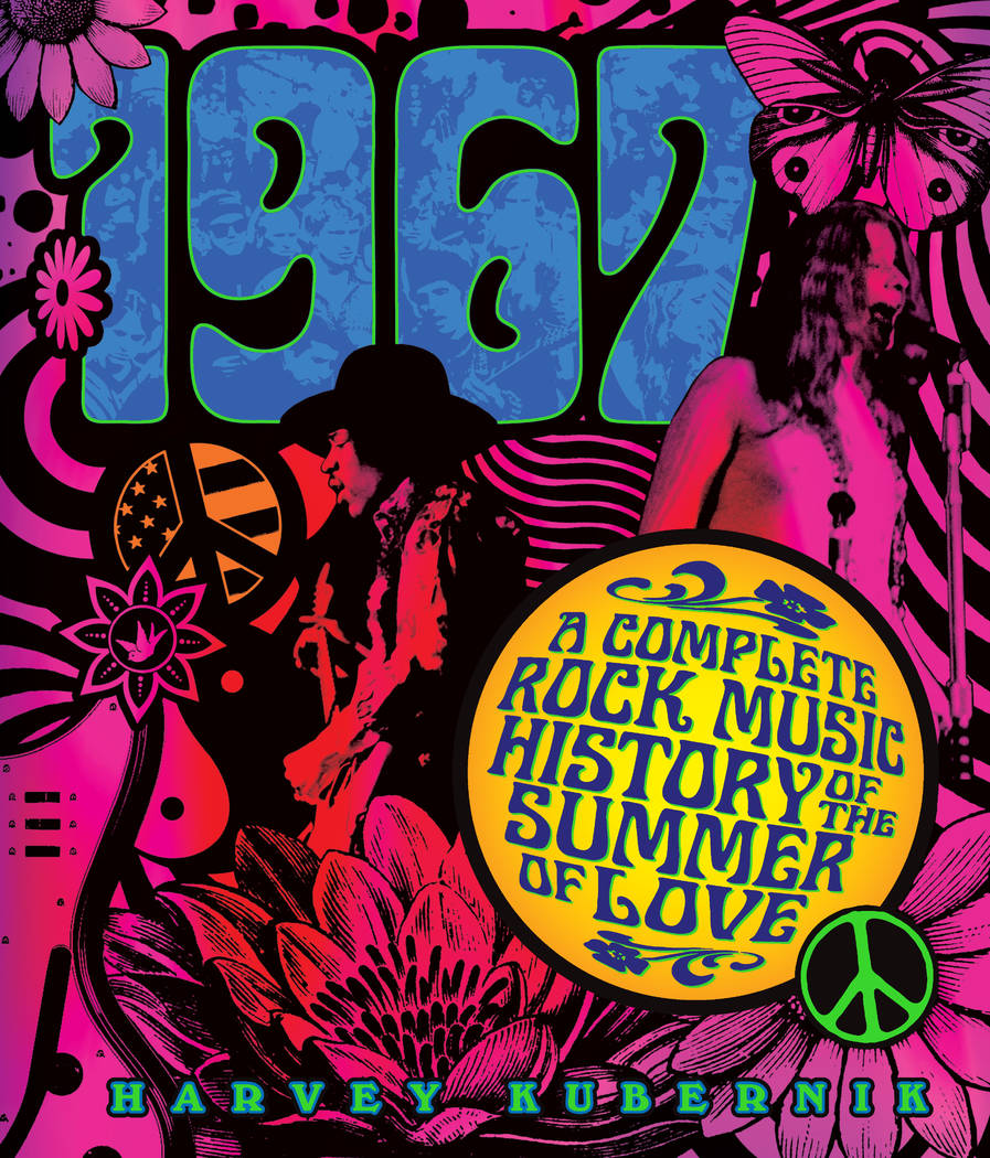 """""""1967: A Complete Rock Music History of the Summer of Love"""""""