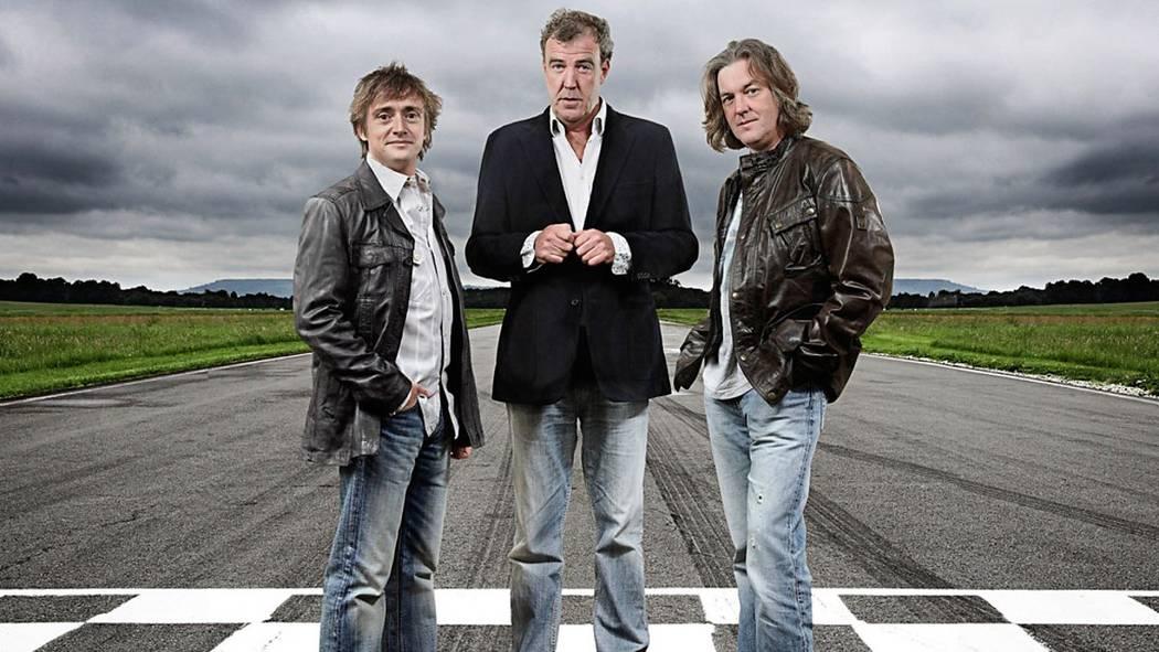 """Top Gear."" (BBC)"