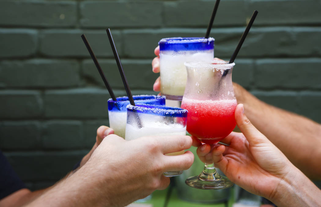 Celebrate Cinco de Mayo with margaritas. Thinkstock