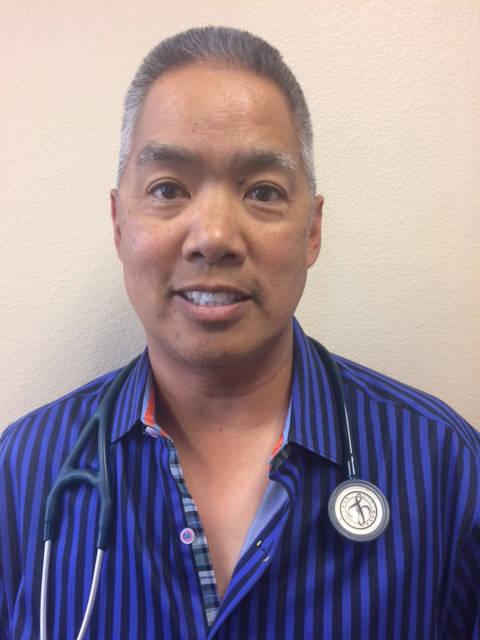 Dr. Jeffrey P. Ng. Image: Las Vegas Review-Journal