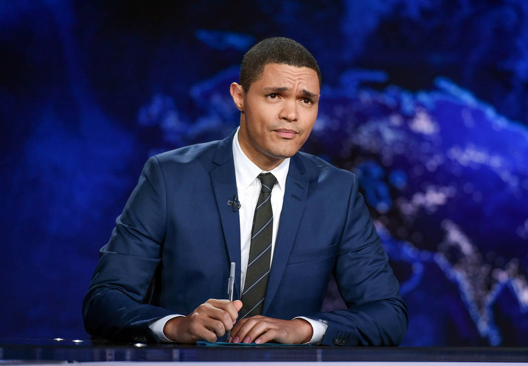Trevor Noah S Las Vegas Stand Up Act Revisits Life Before