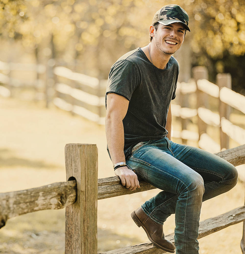 Headliner Granger Smith takes the stage today at 6 p.m. for the free Country in the Park event at Mountain's Edge. (Mountain's Edge)