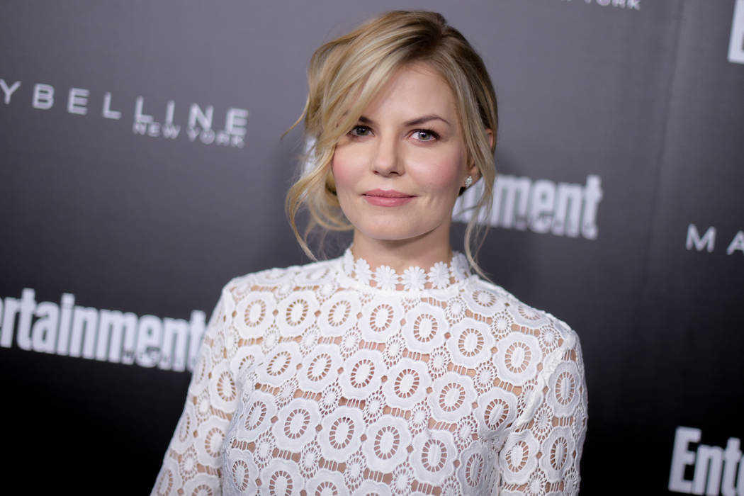 Actress Jennifer Morrison attends Entertainment Weekly's Celebration Honoring Nominees for the SAG Awards held at Chateau Marmont on Friday, Jan. 29, 2016, in Los Angeles. (Richard Shotwell/Invisi ...