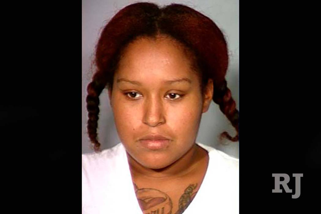 Mariann Harris (Las Vegas Metropolitan Police Department)