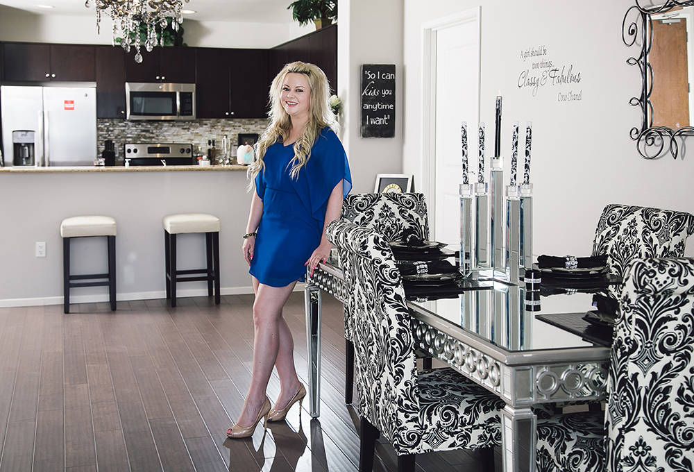 Jannah Peterson is a native of the valley who recently purchased a two-bedroom residence at One Las Vegas. She fell in love with her spacious home, mountain views from her private balcony, 24-hour ...