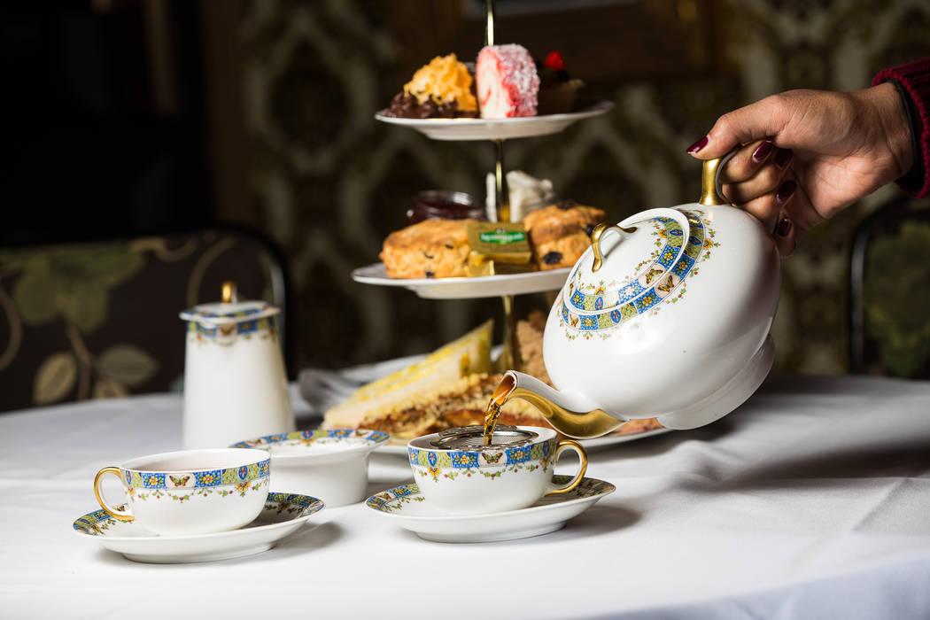 Five Spots In Las Vegas For A Delightful Cup Of Tea Las Vegas