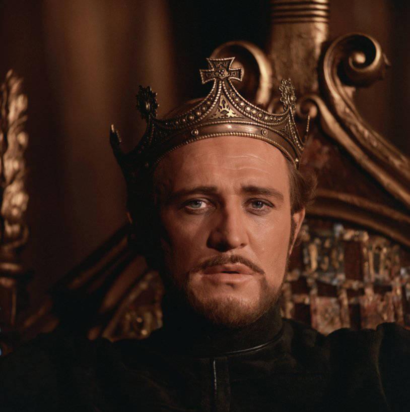 "Richard Harris stars as King Arthur in ""Camelot."" Warner Bros."