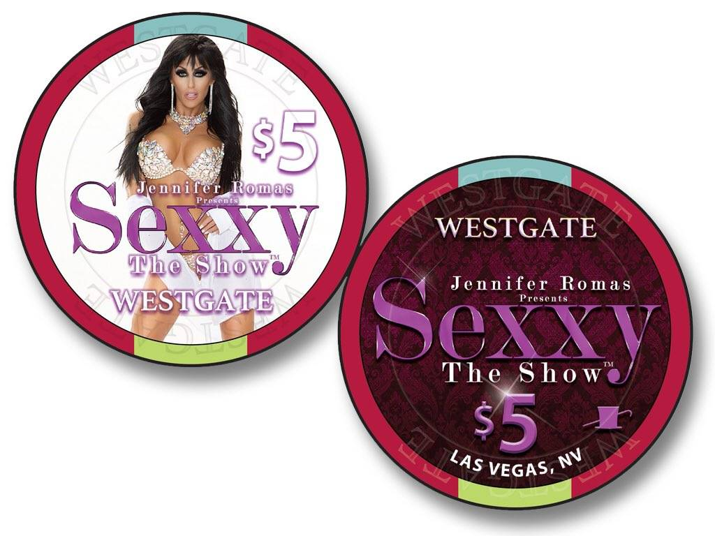 """Sexxy"" chips at Westgate in Las Vegas. (Courtesy)"
