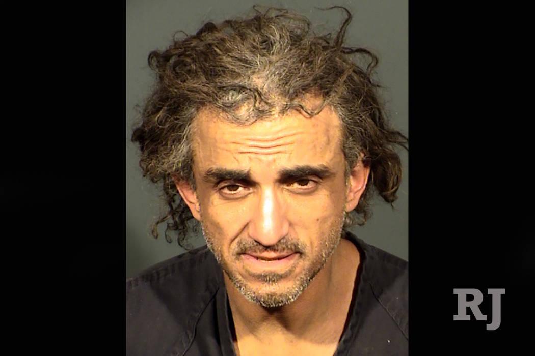 Afshin Bahrampour (Las Vegas Metropolitan Police Department)