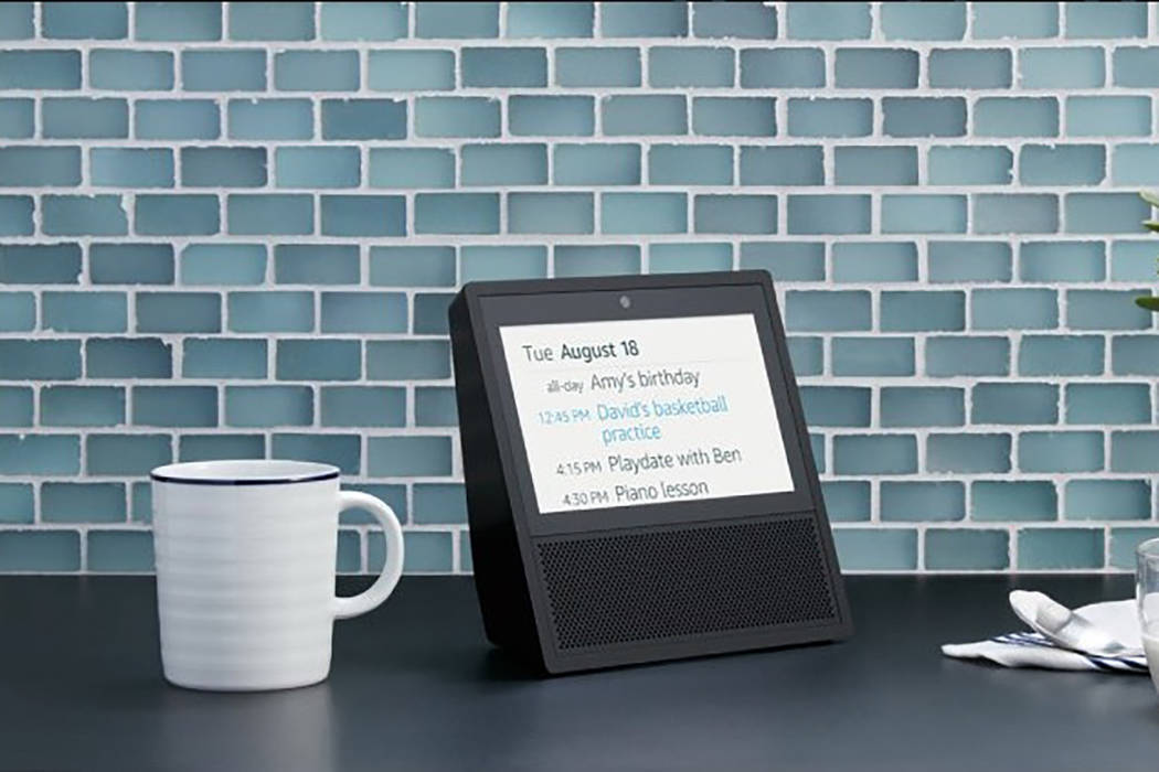 The new Echo Show goes on sale on June 28 for $230. (@Alexadevs/Twitter)