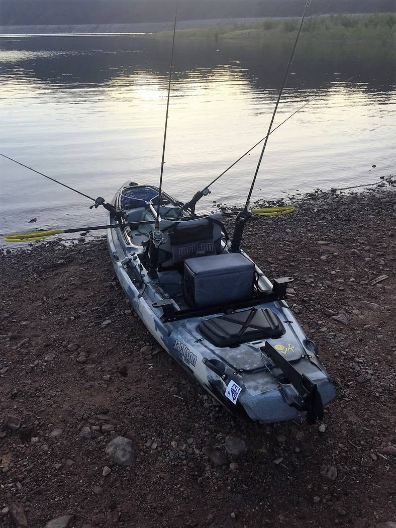 The Jackson Big Rig is one of the many fishing kayaks that are designed to provide anglers with a stable fishing platform. These wide boats give up a little in the speed department, but make up fo ...