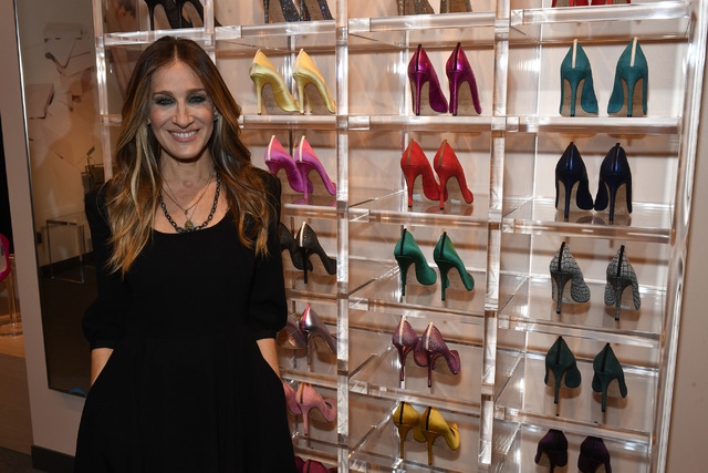 The grand opening of SJP by Sarah Jessica Parker at MGM National Harbor casino Thursday, Dec. 8, 2016, in National Harbor, Maryland, near Washington, D.C. (MGM Resorts International)