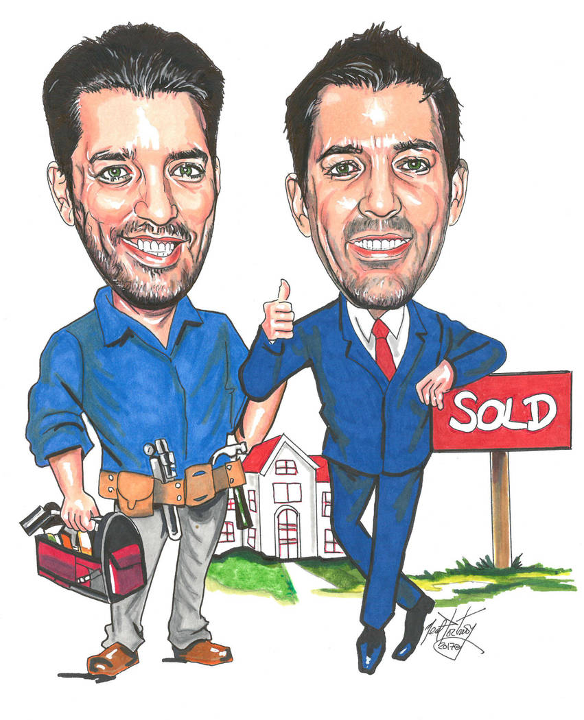 Property Brothers by Neal Portnoy