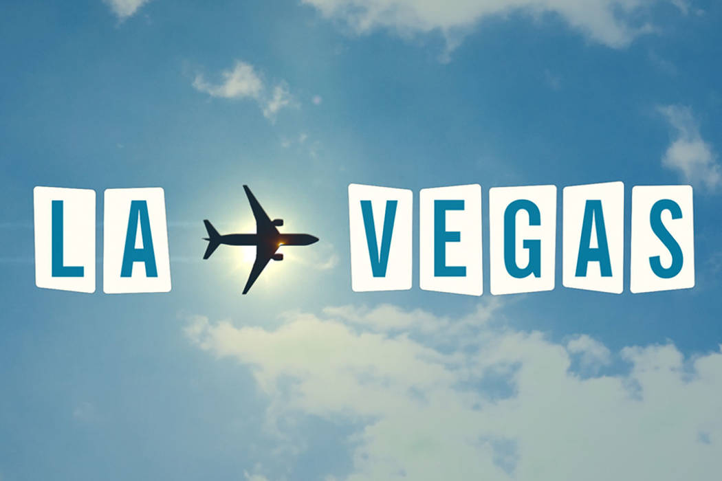 """LA to Vegas."" Fox"
