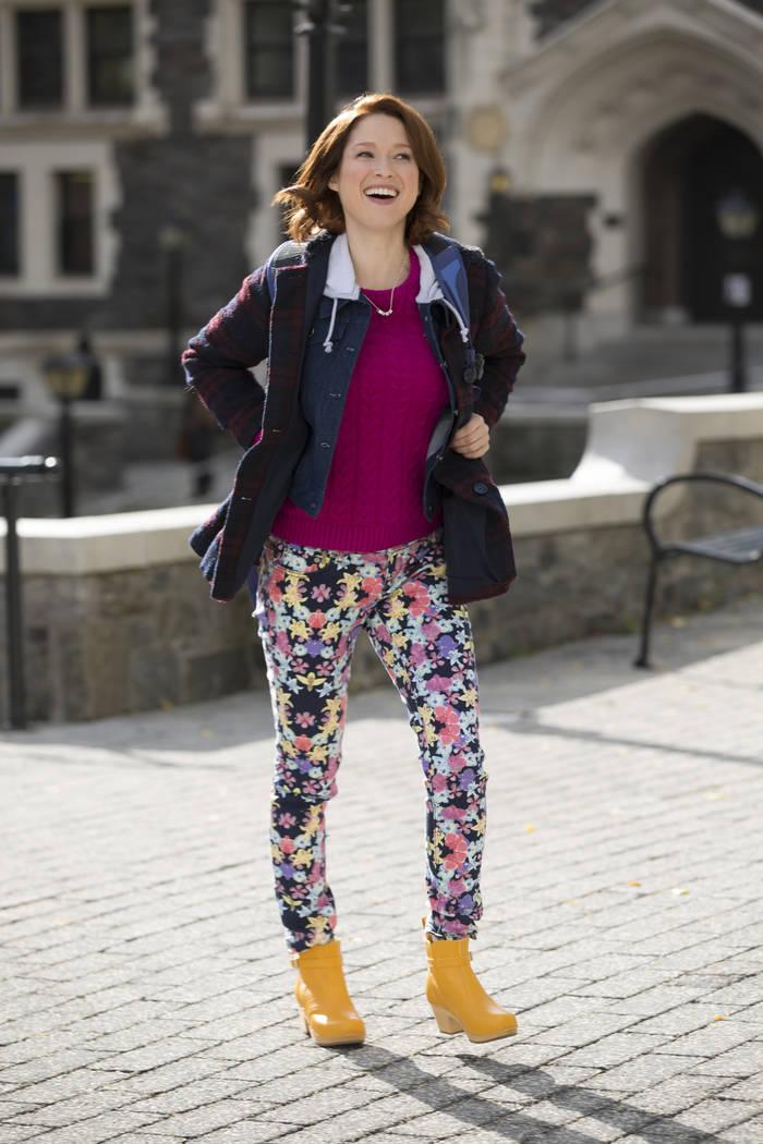 "Ellie Kemper stars in ""Unbreakable Kimmy Schmidt"" Eric Liebowitz Netflix"