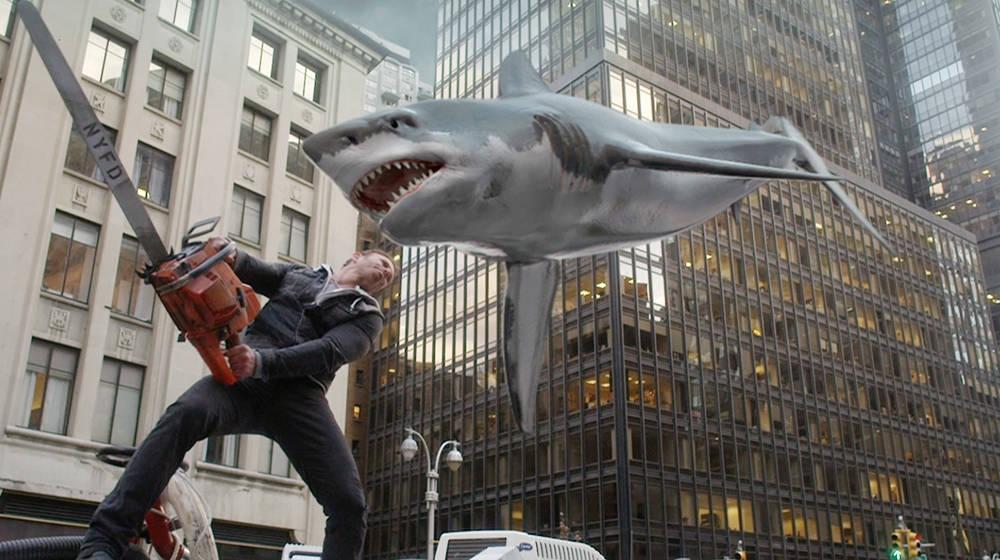 """""""Sharknado 2: The Second One."""" (Courtesy)"""