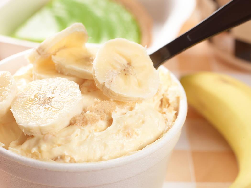 Banana pudding at Tennesseasonings.