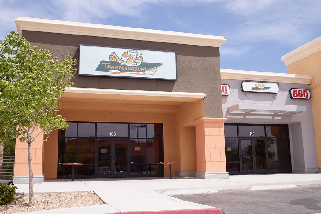 Tennesseasonings, 7315 W. Warm Springs Road, in Las Vegas.
