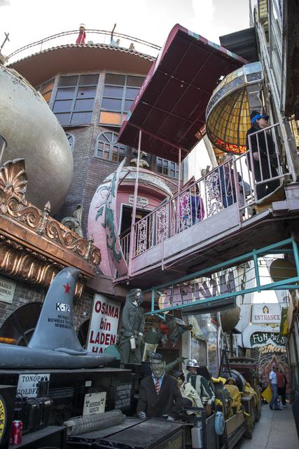Hammargren's Las Vegas treasures losing home — PHOTOS | Las