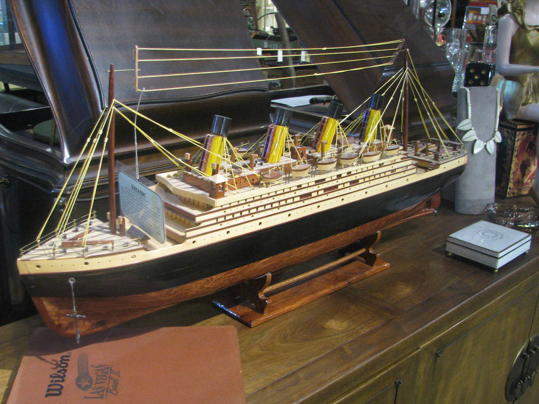 images 2 home office radio museum collection. A Model Of The Titanic From Lonnie Hammargren\u0027s Collection. It And Many Other Items Images 2 Home Office Radio Museum Collection R