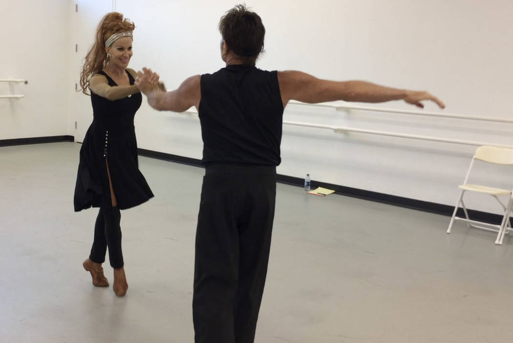 Melinda Jackson and Michael Kessler have been a working couple for nearly 30 years, creating their own show business opportunities with their M&M Dance Theatre. Mike Weatherford