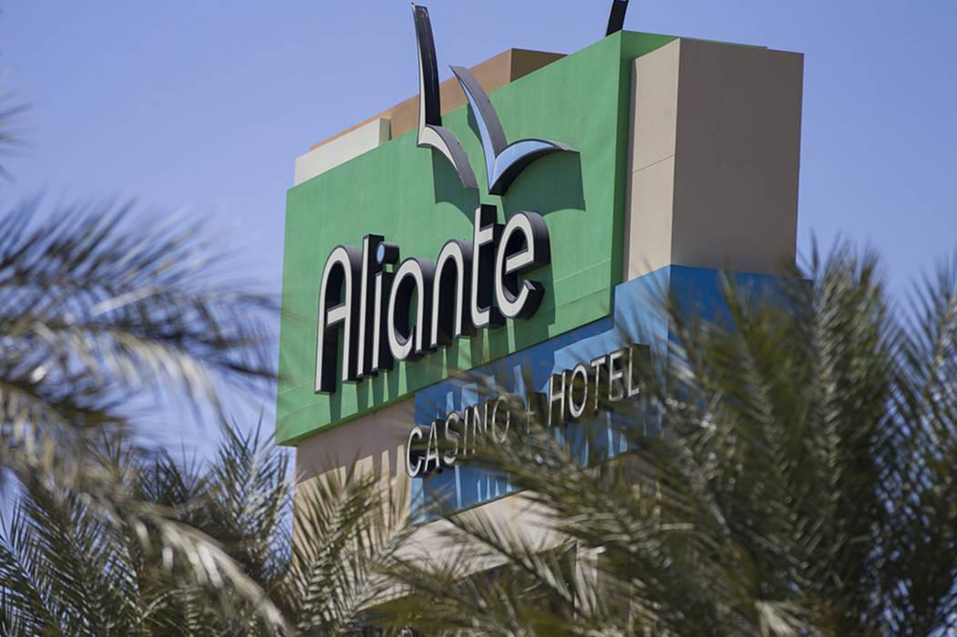 Aliante casino-hotel, seen in 2016 (Erik Verduzco/Las Vegas Review-Journal)