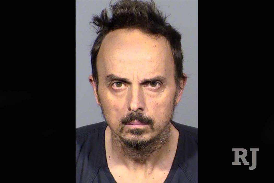 Brian Ziemba. (Las Vegas Metropolitan Police Department)