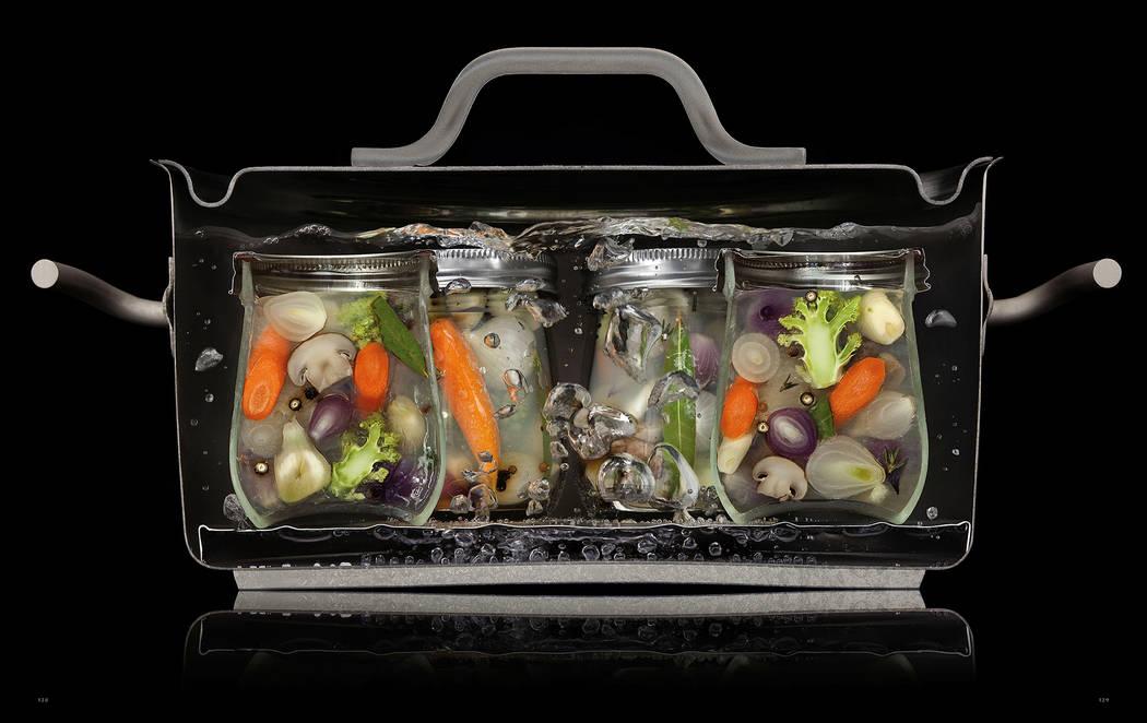 Old-school canning cutaway Ryan Matthew Smith Modernist Cuisine, LLC