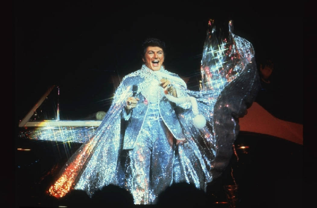 Liberace's flair inspired generations of performers over the years. (Liberace Foundation for the Performing and Creative Arts)