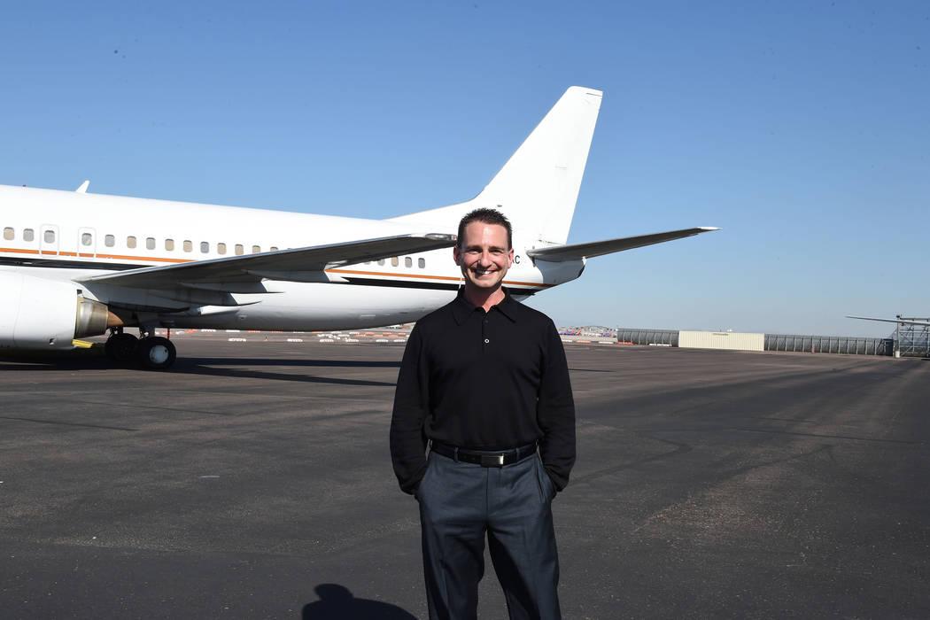 Rick Braunstein. (Vegas Golden Knights.
