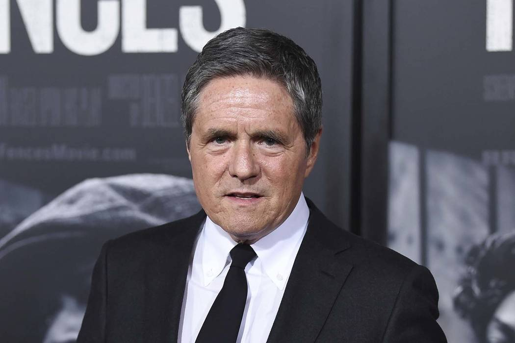 "Paramount CEO Brad Grey attends a special screening of ""Fences"" in New York, Dec. 19, 2016. Grey, who served as the chairman and CEO of Paramount Pictures for 12 years, died Sunday, May 14, 2017.  ..."